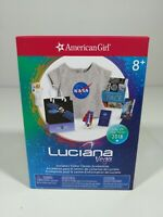 American Girl of the Year GOTY 2018 Luciana's Visitor Center Accessories NASA