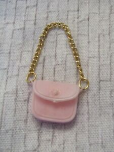 Mary Quant Daisy Doll Pink Chain Bag