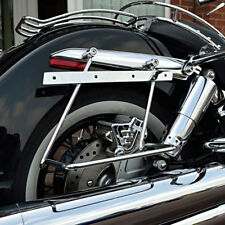 Honda VTX1300 Retro/Neo Cromo Alforja Alforja Soporte Soportes Barras Kit