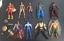 DC Universe Classics Superheroes Lot Loose DCUC DCSH