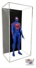 "Acrylic Wall Mount Action Figure Display Case Box 12"" 1:6  Scale 1/6 Spiderman"