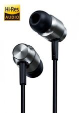 Panasonic RP-HDE5-S Hi-Res Audio Canal Type Earphone Silver Japan with Tracking