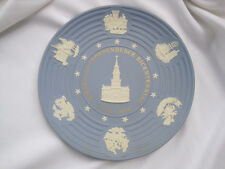 """Wedgwood Collector Plate, """"American Independence Bicentennial 1776 - 1976"""""""