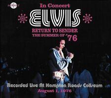 Elvis Presley CD In Concert - Return To Sender / The Summer Of '76 - Digipack