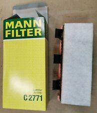 MANN C 2771 Luftfilter für Renault Clio Kangoo usw.