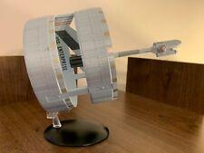 Eaglemoss Starships - Star Trek - Ring Ship Enterprise XCV-330 - SE#11 - Box+Mag