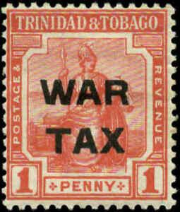 Trinidad & Tobago Scott #MR7 SG #182 Mint Hinged