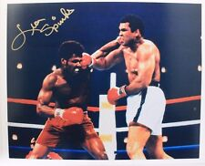 LEON SPINKS vs ALI 1978 Heavyweight Autographed 8x10 Boxing Photo Signed 16D