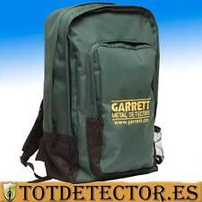 Mochila Garrett Verde Detectorista