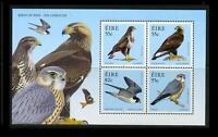 Ireland 2010 MNH SS, Birds of Prey, Eagles, Falcons, Raptors  mint never used 44