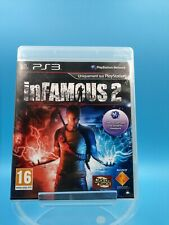 jeu video sony playstation 3 ps3 complet PAL infamous 2