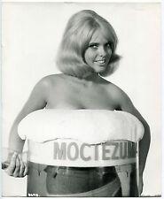 Photo Moctezuma Girl - Pop - 1975 - Beer - Mel Ramos