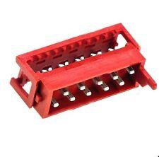 IDC Steckverbinder 10-polig 2-reihig (2x5) RM2,54mm Micro-Match 8-215083-0 2St.