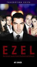 EZEL - TURKISH GREEK TV  SERIES - 3 HUGE BOXES - 41 DVD UNCUT SET NEW