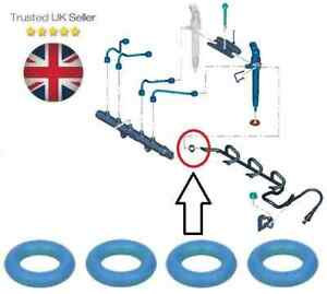 FORD FOCUS MK2//C-MAX 1.8 DIESEL ZETEC CLIMATE 2004-2008 INJECTOR FEED PIPE RAIL