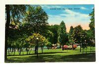 South Bend Indiana Howard Park Vintage Postcard