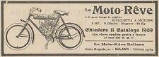 Y7962 Moto PROPUL-CYCLE - Listino prezzi - Pubblicità d'epoca - 1930 Old advert