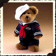 "Boyds Bears ""Seaman Bearsley"" 10"" Bear - #905001- New-2005 Retired"