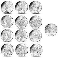 EUR, France, Lot de 12 x 10 Euro et 1 x 50 Euro, Partie 1, Argent #1285