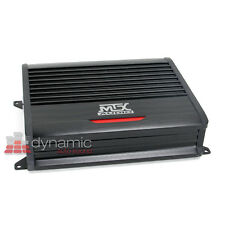 MTX Audio THUNDER500.1 Class D 1-Ch. Sub Monoblock Subwoofer 500W Amplifier New