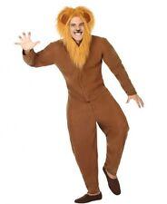 Déguisement Homme Roi Lion M/L Costume Animal Adulte Dessin Animé film
