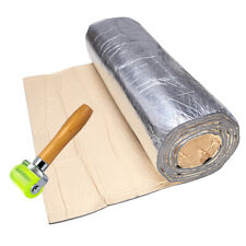 LK Sound Deadener - Automotive Noise Insulation Mat With Adhesive Layer 80