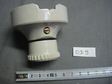 plafonnier porcelaine douille B22 (réf OD 9)