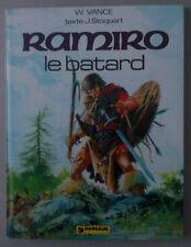 VANCE  ***  RAMIRO 1. LE BÂTARD  ***  EO 1977