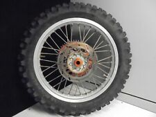 KTM SX / MX 250 REAR WHEEL 1994 MX SPARES (MAY FIT OTHER YEARS)