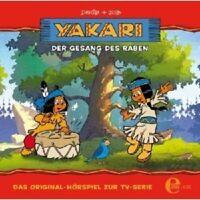"""YAKARI """"DER GESANG DES RABEN (FOLGE 08)""""CD HÖRSPIEL ZUR TV- SERIE NEUWARE"""