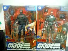 Lot of 2 GiJoe Classified Cobra Island Cobra Trooper & Major Bludd NEW Sealed