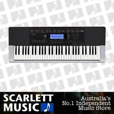 Casio CTK-4400 *NEW MODEL* 61 note Keyboard Update of ctk-4200 w' Power Supply