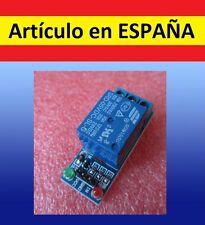 RELÉ ARDUINO 9V 1 CANAL modulo relay ARM PIC AVR octocoupler DSP M72 module