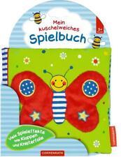Mein kuschelweiches Spielbuch (2016, Stoffbuch)