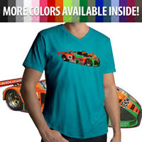 Team Mazda 787B Racing Le Man Race Car Automobile Mens Women Unisex Tee T-Shirt