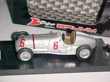 Mercedes W125 1937 Brumm R070 1/43 Miniature