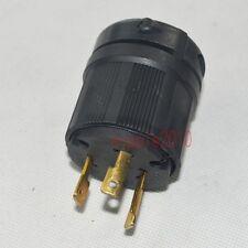 NEMA L5-30 30A 125V 3 Wire Twist Lock Electrical L5-30P 30Amp plug Connector 585