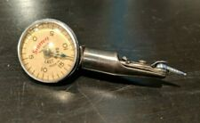 """Starrett 711 Last Word Dial Indicator 0.030/"""" x 0.001/"""" With Accessories and Case"""