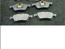 Rear Brake Pads MG MG ZT T 2.0 CDTI Estate 01-05 Diesel 131HP 121.8x43.7x16.7mm