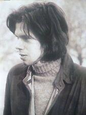 Nick Drake, London, 1972 - Mounted Mini Poster