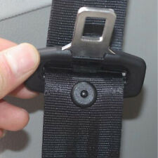 Clip Safety Fasteners Seat Belt Stopper Retainer Stop Button Limit Buckle