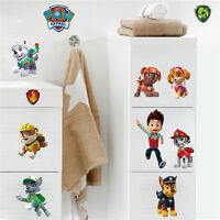 Paw Patrol Wall Art Stickers Removable Kids Nursery Boys Vinyl Decal Decor DIY