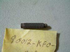 90012-KF0-003 NOS Honda tappet adjusting screw XL XR 250 350 ATC200SX ES