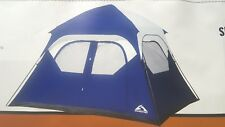 Stansport Denali Instant Family Tent - 6 person 10 x 9 ft Blue  NEW