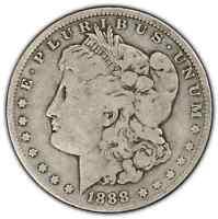 RANDOM DATE 1878-1904 $1 MORGAN SILVER DOLLAR VERY GOOD- VERY FINE CONDITION!