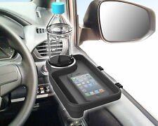 New Door Side Cup Holder Storage Holder Mobile Holder Tray Car Accessories