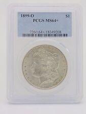 1899-O Morgan silver dollar, PCGS MS64+ #7260