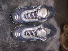 Nike Max Scarpe Da Ginnastica Da Uomo Air Taglia 6 EUR 40 Blu 2003 Retrò Scarpe Da Ginnastica