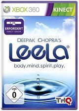 Deepak Chopra's Leela - Meditation und Entspannung - XBOX 360 - neu und ovp