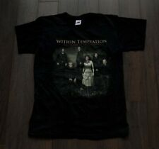 ** Within Temptation T Shirt With the Heart of Everything Size S *g0613a2